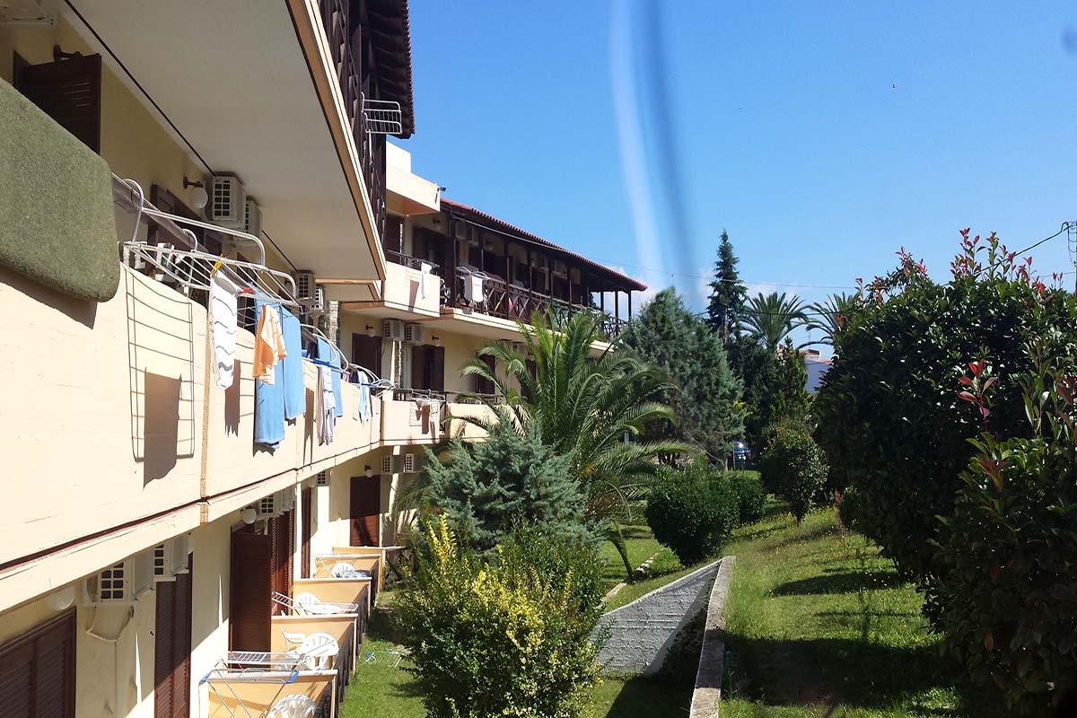 Hotel Petridis - Pefkohori, Halkidiki, Grčka - AquaTravel.rs