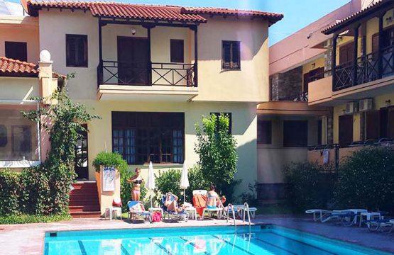 Hotel - vila Petridis