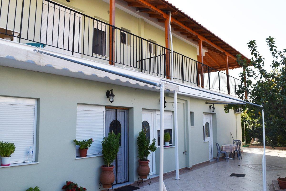 Ulaz u vilu Dimitris