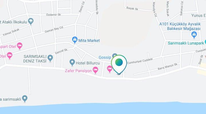 Hotel Amfora Sarimsakli Turska Letovanje 2020 Aquatravel Rs