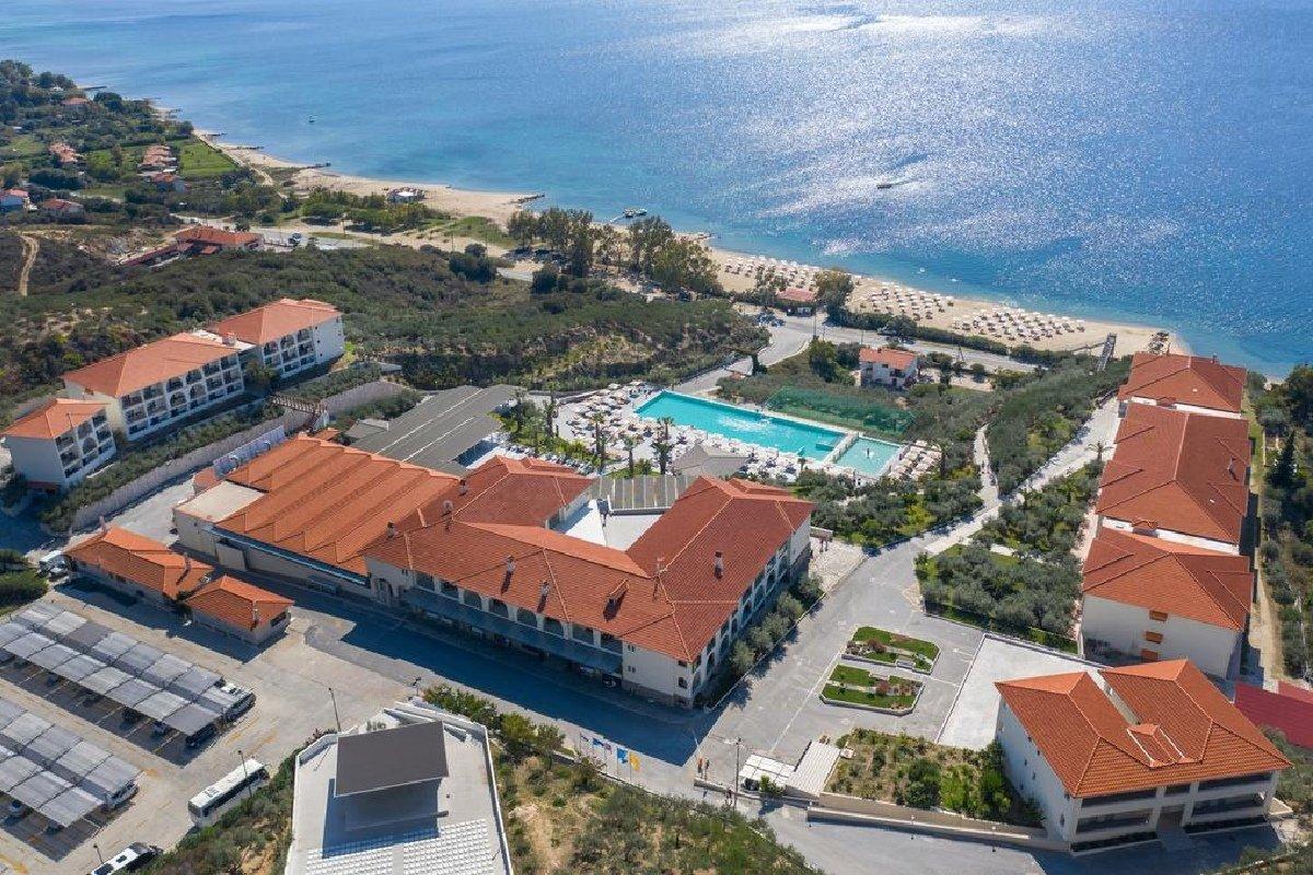 Hotel Akrathos Beach spolja
