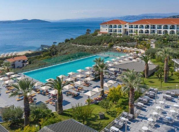 Hotel Akrathos Beach letovanje