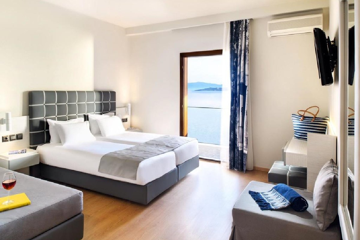Hotel Akrathos Beach sobe Uranopolis