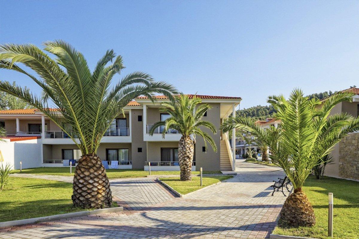 Lagomandra Beach Hotel - Neos Marmaras, Sitonija, Halkidiki, Grčka - Letovanje - AquaTravel.rs