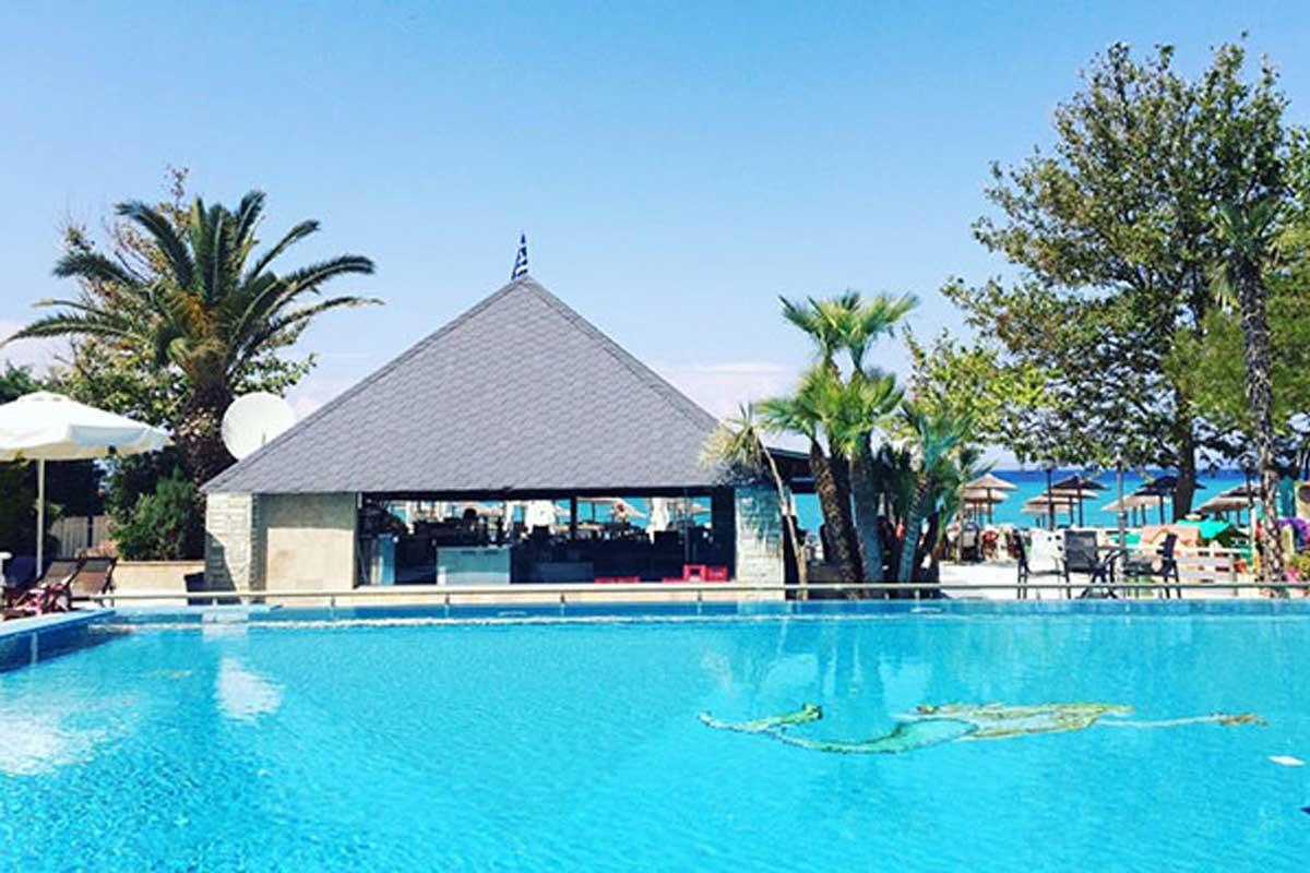 Naias Beach Hotel - Hanioti, Kasandra, Halkidiki, Grčka - Letovanje - AquaTravel.rs