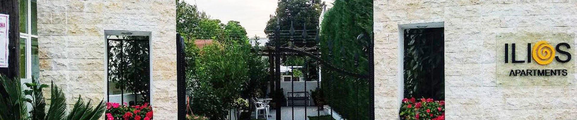 Vila Ilios, Platamon