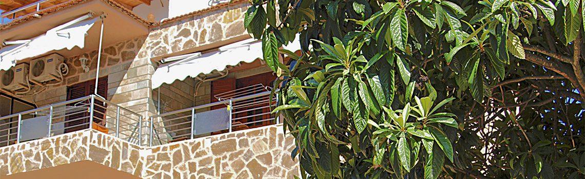 Vila Edelweiss Limenastasos Grčka Letovanje 2020