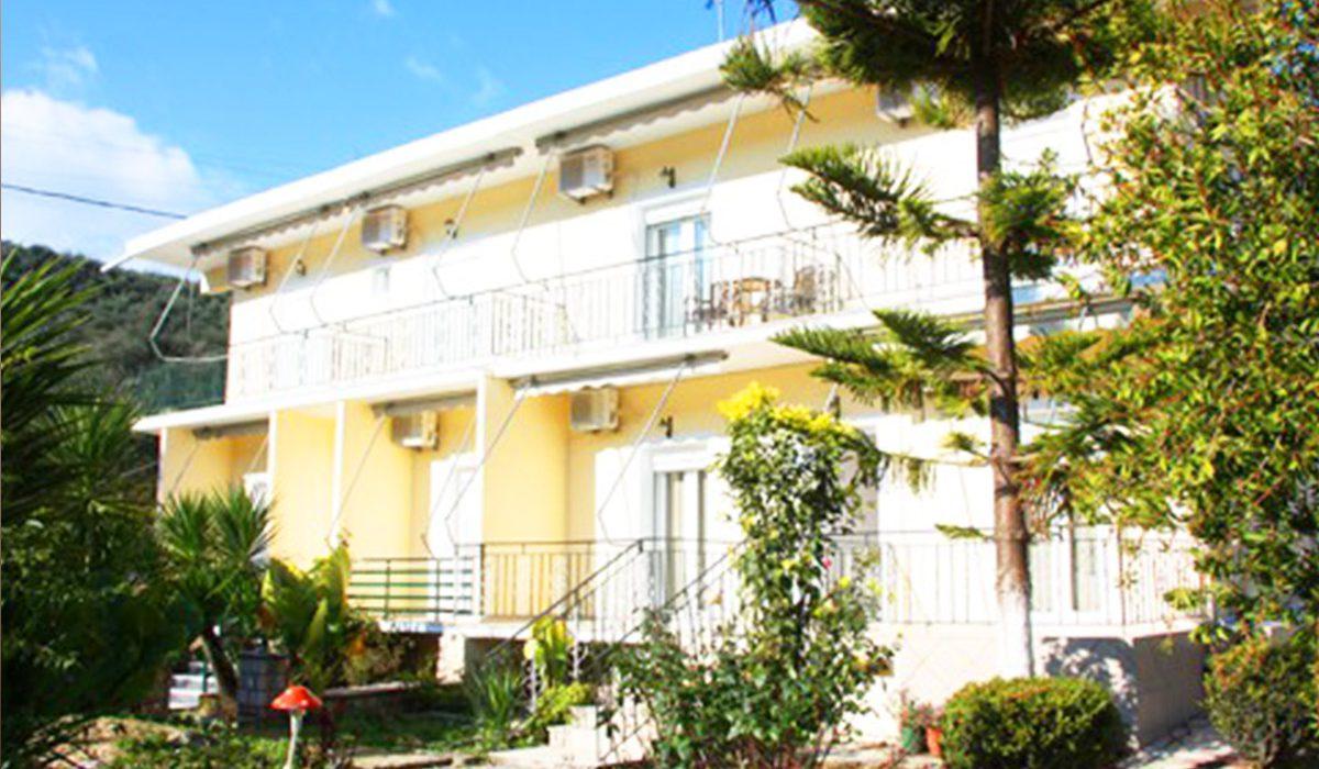Parga Vila Garden house