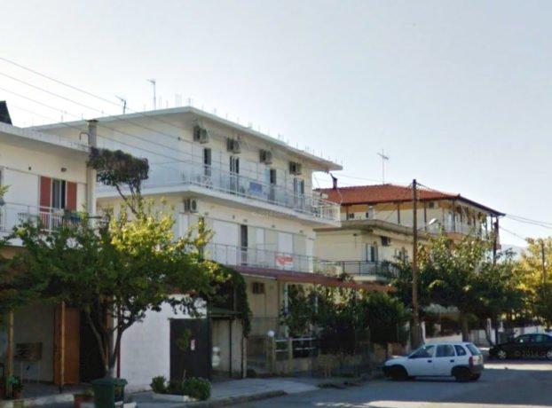 Vila Jorgos, spolja