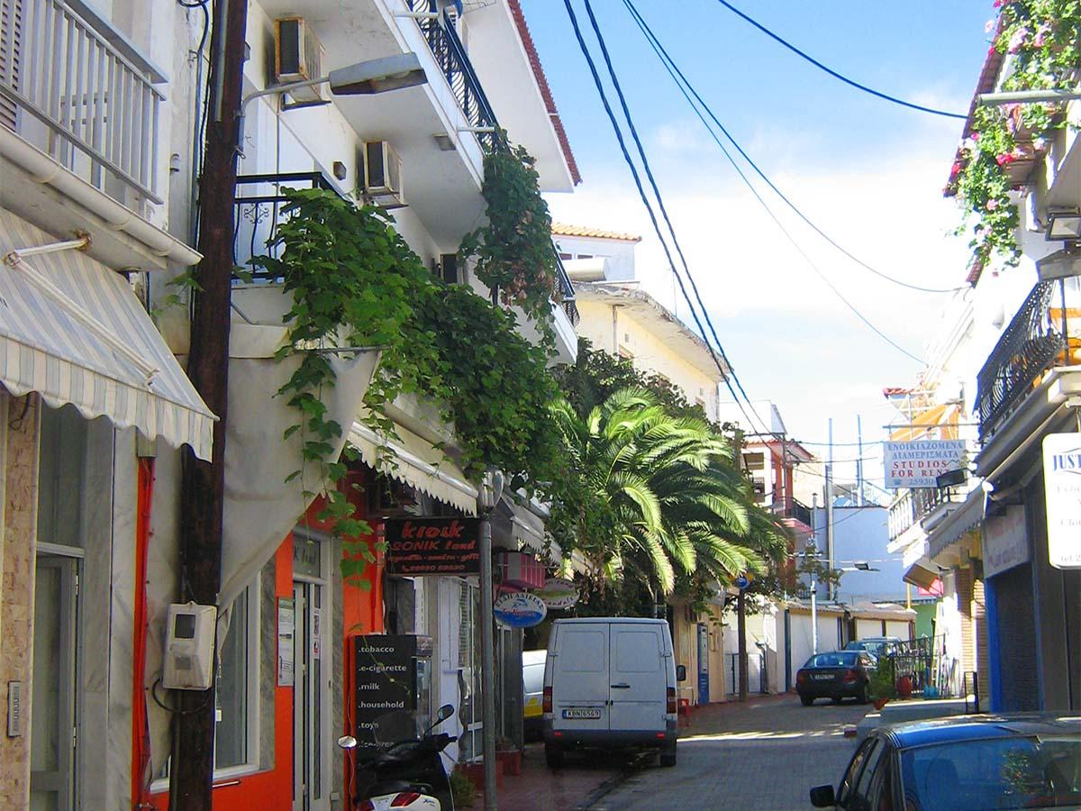 Vila Maria - Potos, Tasos - AquaTravel.rs