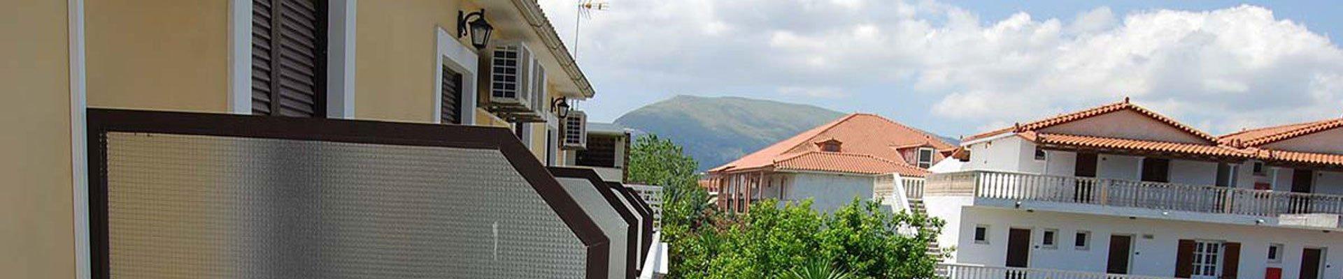 Vila Marinos Zakintos
