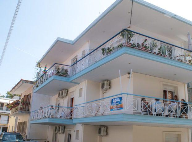 Vila Sofi, Stavros