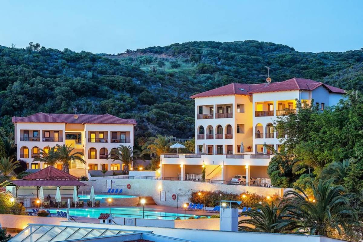 Xenios Teoxenia Hotel