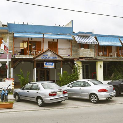 Vila Kassandros, Pefkohori