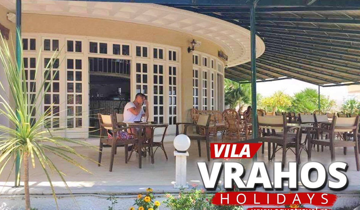 Vrachos Vila Vrachos Holidays 1