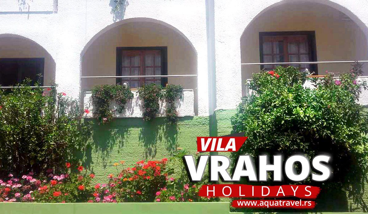 Vrachos Vila Vrachos Holidays