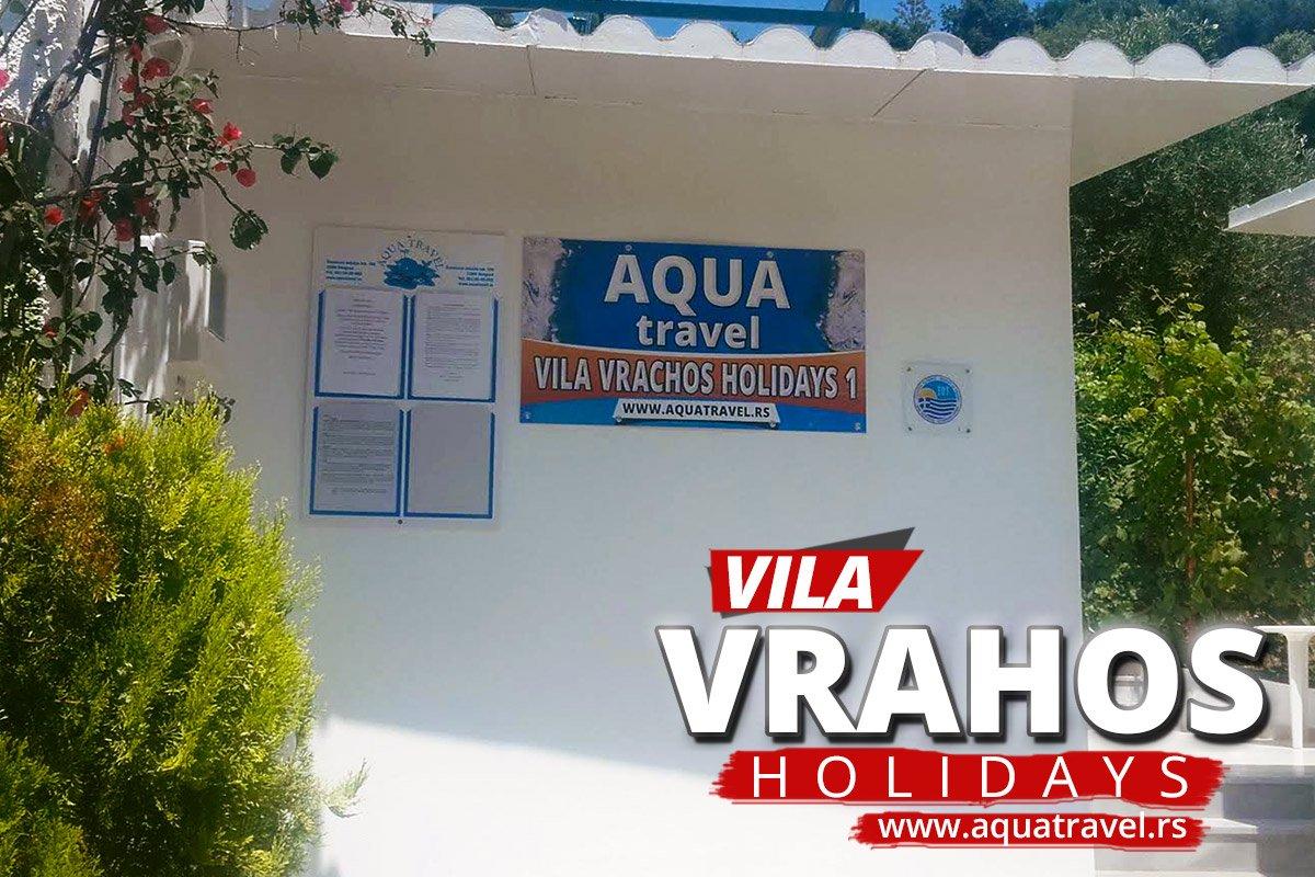 Vila Vrachos holidays 1 - Vrahos, Grčka - AquaTravel.rs