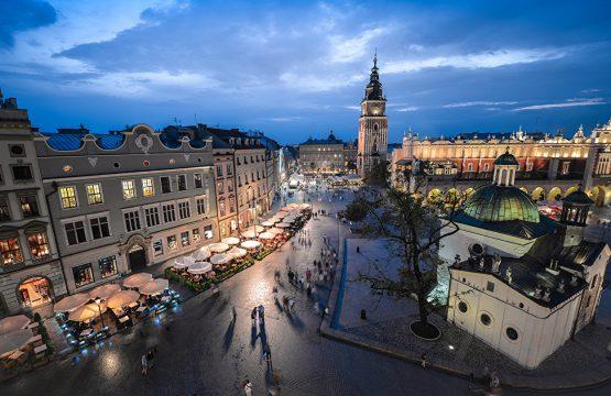 Krakov, Poljska, Evropski gradovi - AquaTravel.rs