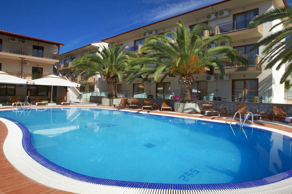 Hotel Simeon - Metamorfosis, Sitonija, Halkidiki, Grčka - Letovanje - AquaTravel.rs