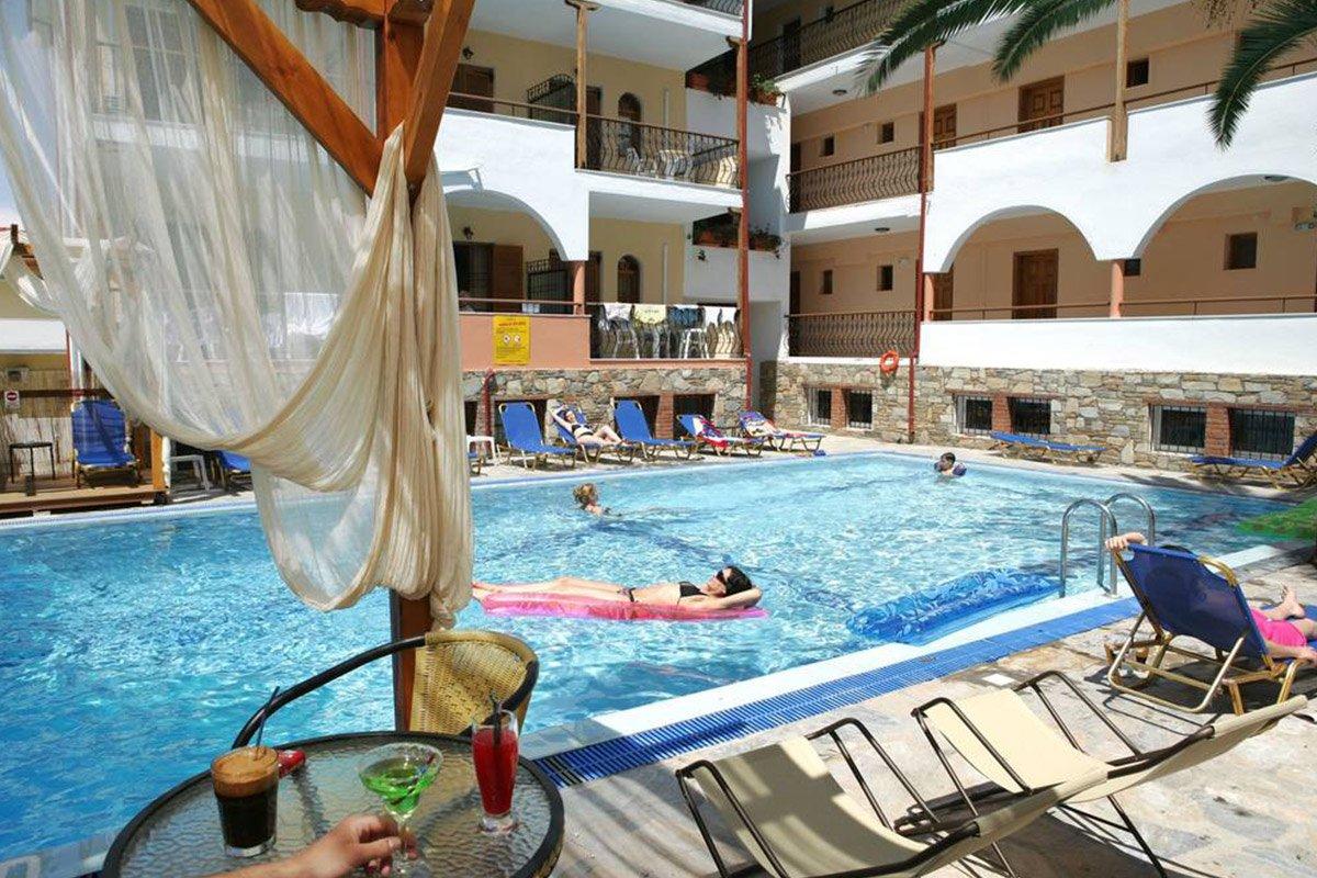 Hotel Calypso, Hanioti, Kasandra, Grčka - Letovanje - AquTravel.rs
