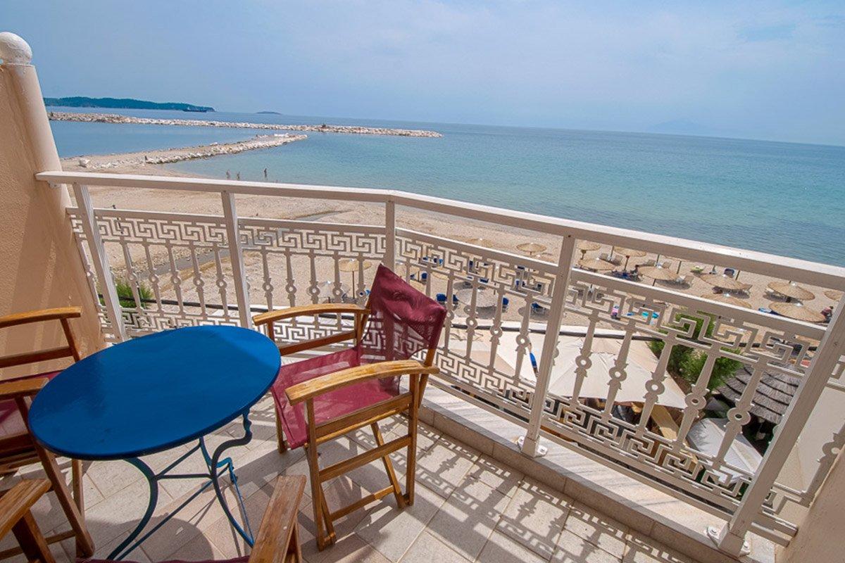 Hotel Ralitsa pogled na more