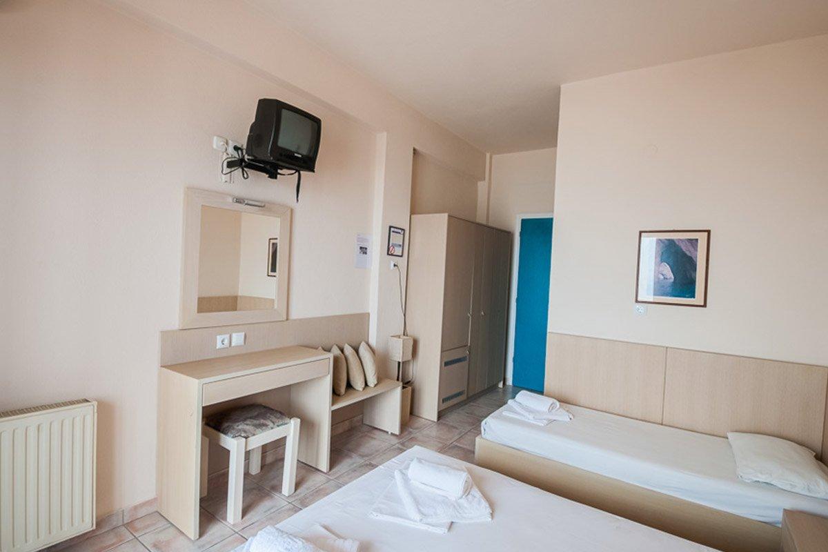Hotel Ralitsa letovanje Llimenaria Tasos