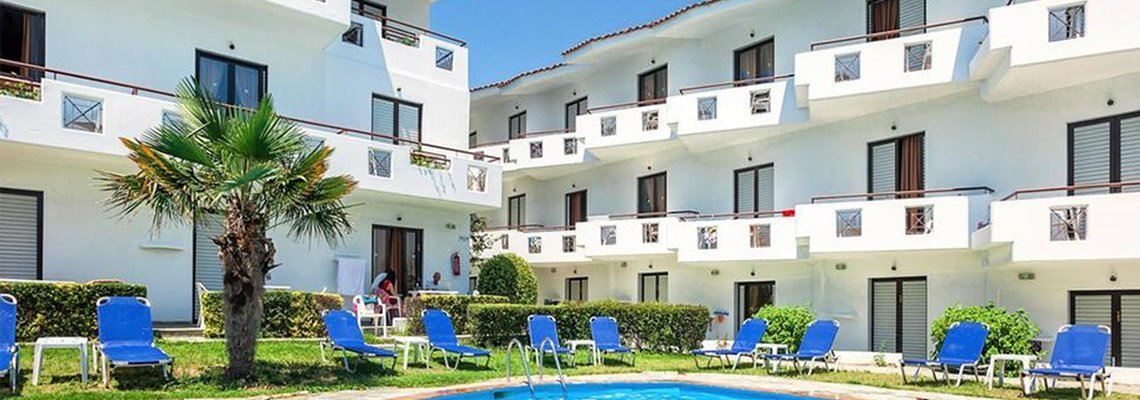 Hotel Dolphin Beach, Grčka - Letovanje - Aquatravel.rs