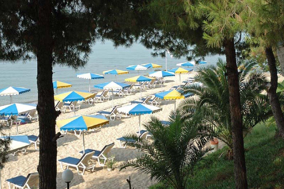 Hotel Porfi Beach-smeštaj