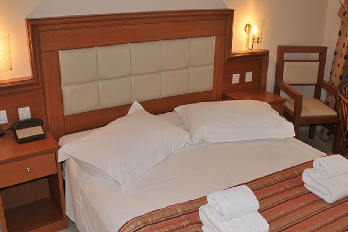 Hotel Porfi Beach-soba