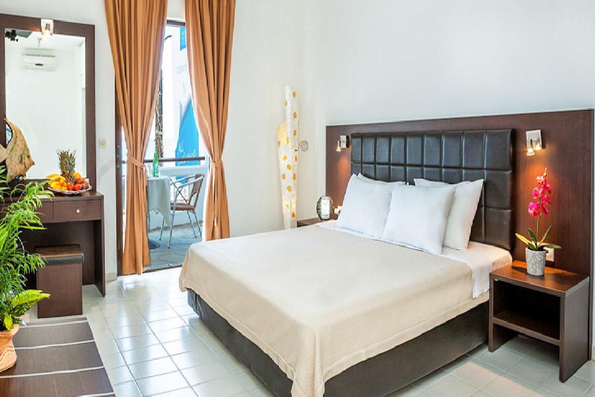 Hotel Xenios Dolphin Beach porodične sobe