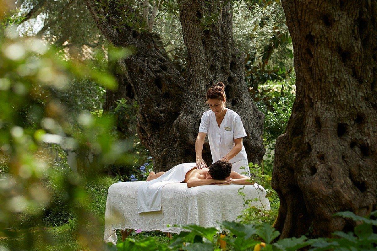 Parga Beach Resort masaža