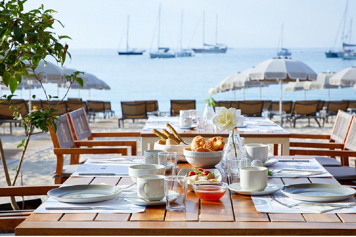 Parga Beach Resort restoran