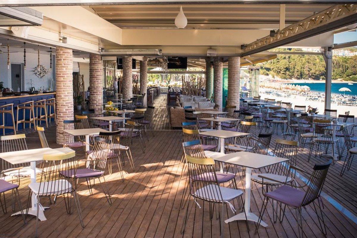 Parga Beach Resort bar