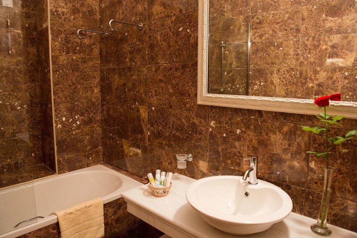 Parga Beach Resort kupatilo