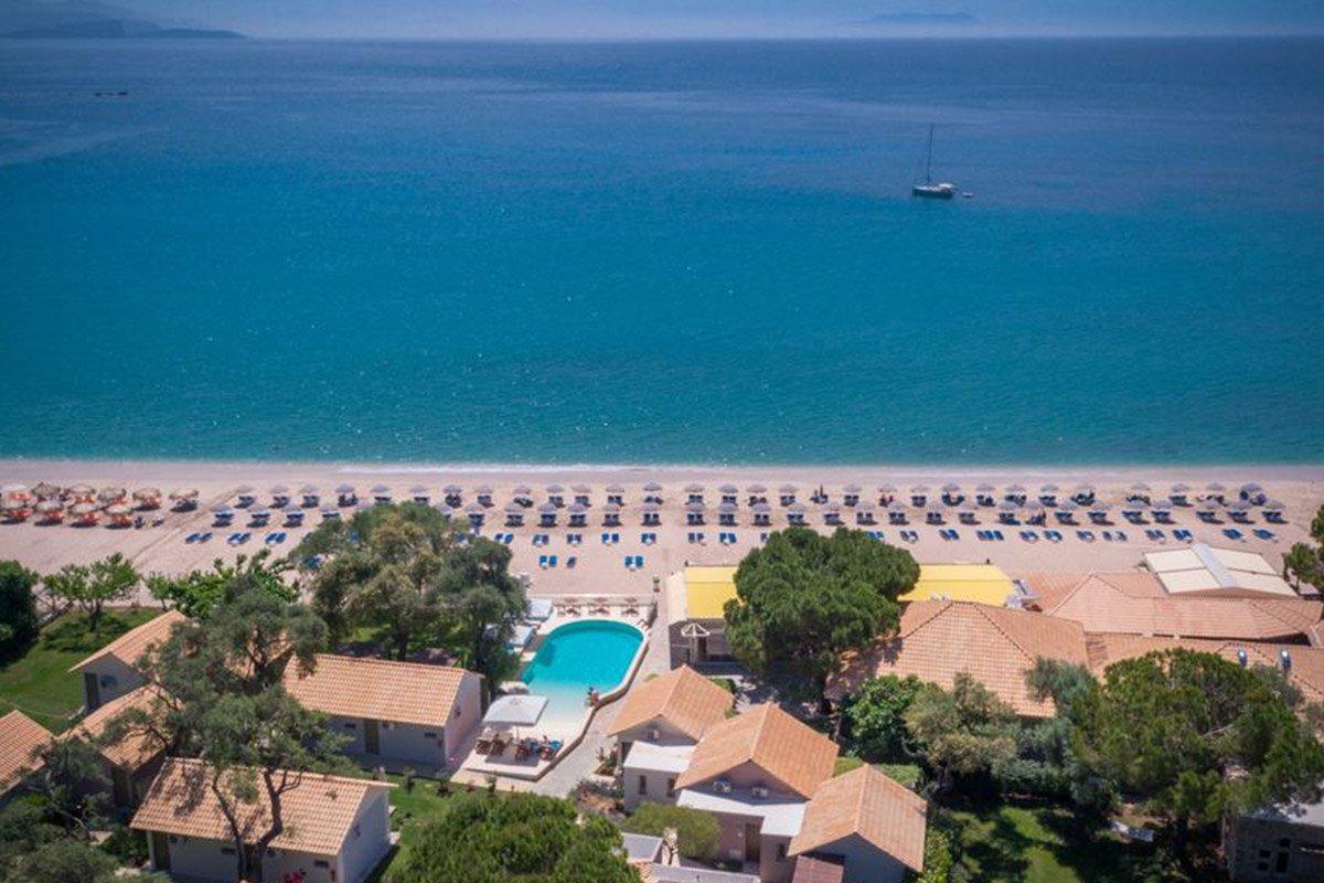 Parga Beach Resort plaža