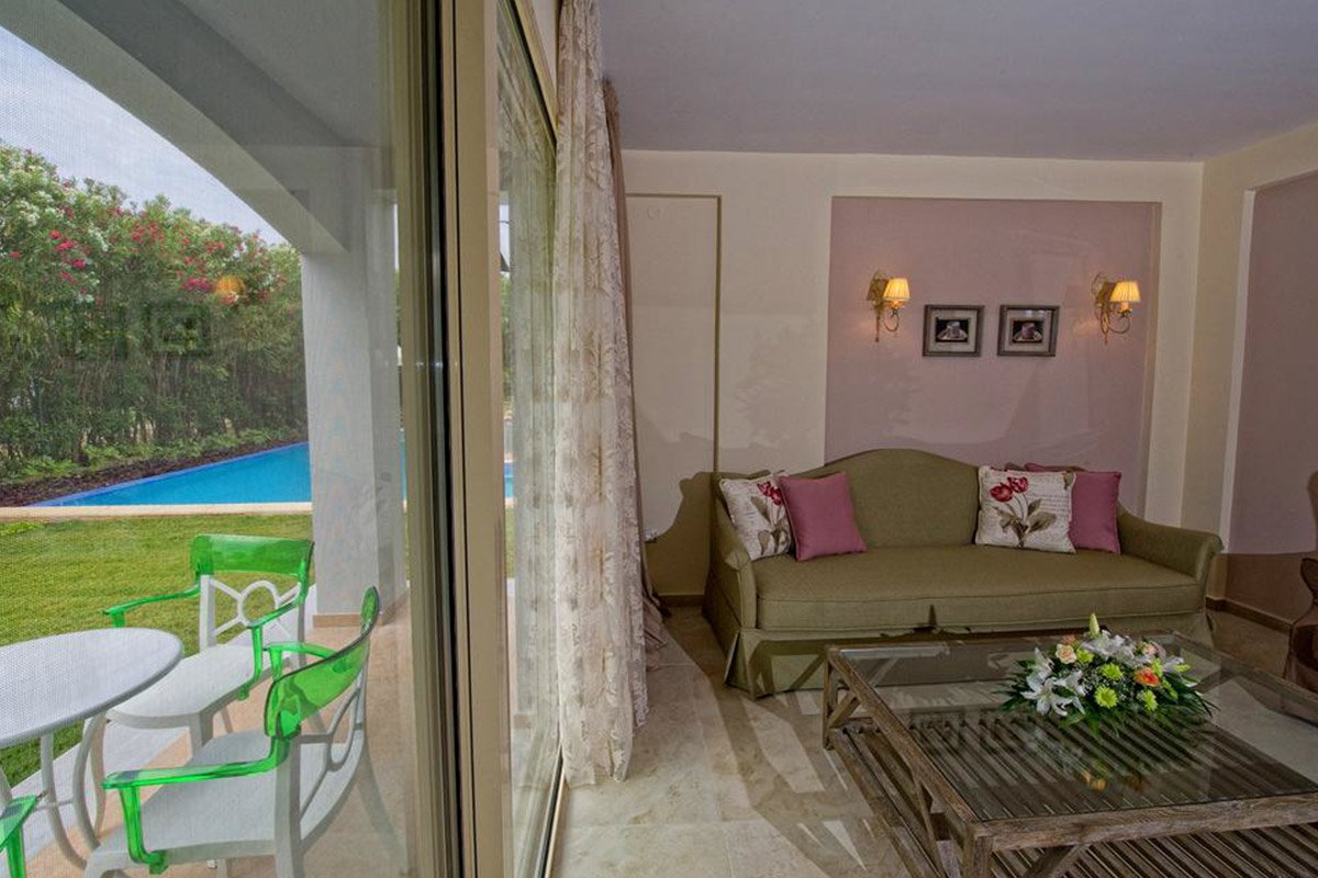 Parga Beach Resort bungalovi