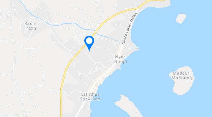 Vila Elpida Nidri Lefkada Grcka Letovanje 2020 Aquatravel Rs