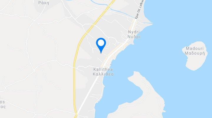Vila Jorgos 1 Nidri Lefkada Grcka Letovanje 2020 Aquatravel Rs