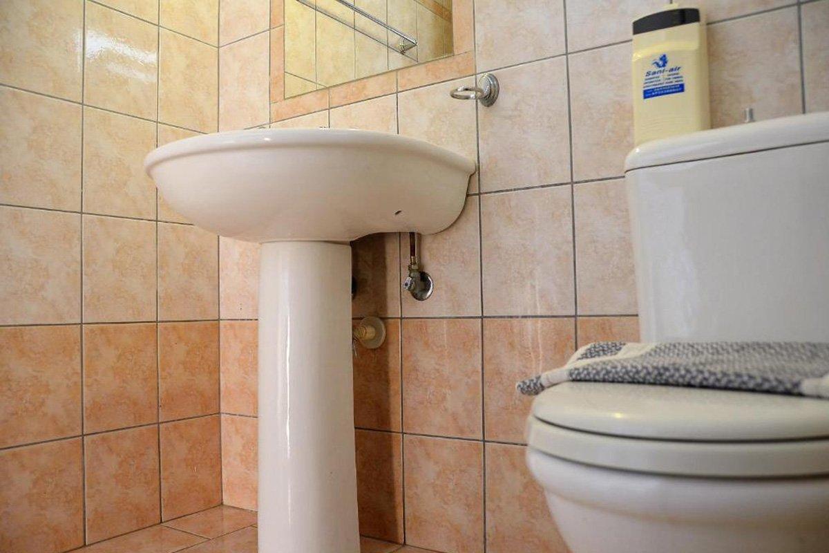 Kupatilo u vili Kostas