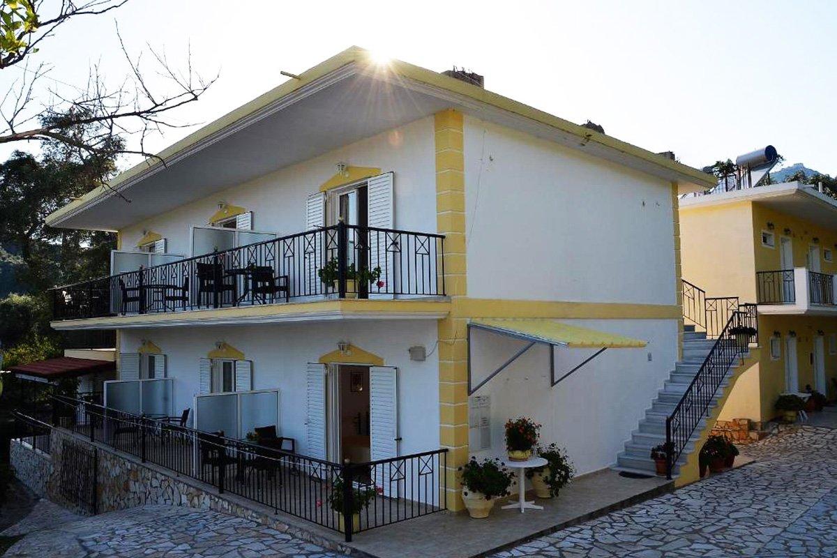Vila Kostas u Pargi