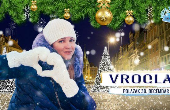 Vroclav - Nova godina 2020