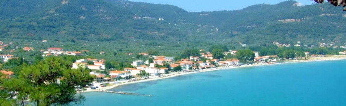 Skala Potamia Tasos Grčka Letovanje 2020 Aquatravelrs