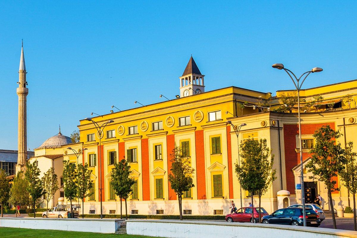 Tirana, Albanija - Evropski gradovii - AquaTravel.rs