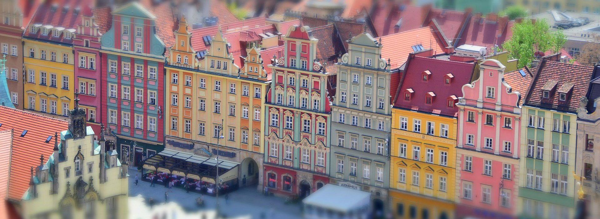 Vroclav - Prvi maj