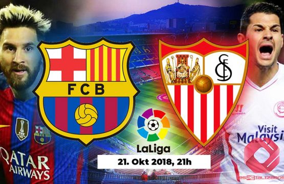 Barcelona vs Sevilla - La Liga, Fudbal - Sportski Dogadjaji - AquaTravel.rs