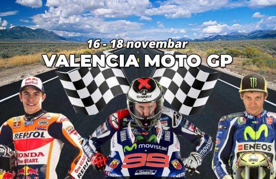 Grand Premio Španija - Moto GP, Sportski Dogadjaji - AquaTravel.rs
