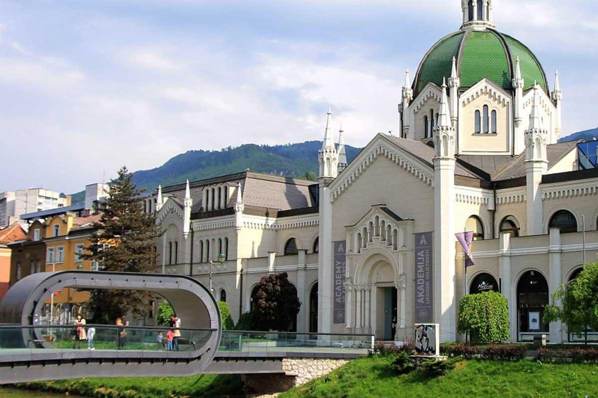 Sarajevo i Bosanske piramide - Bosna i Hercegovina - Evropski gradovi - AquaTravel.rs
