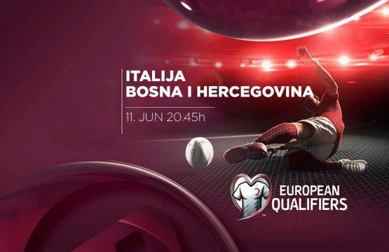 Italija vs Bosna i Hercegovina - Euro 2020 - Sportski dogadjaji - AquaTravel.rs