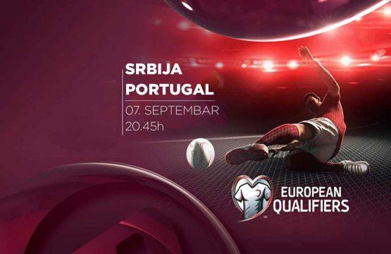 Srbija v Portugal - Euro 2020 - Sportski dogadjaji - AquaTravel.rs