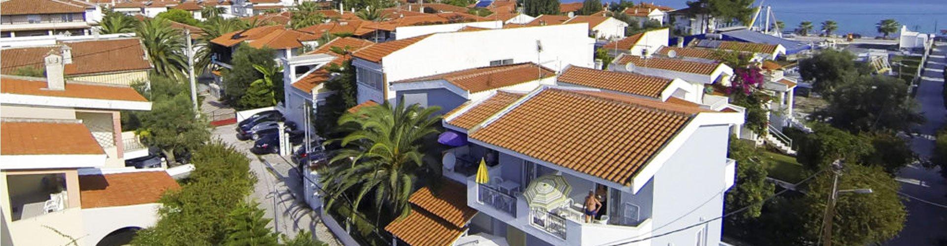 Dimitris Flower vila